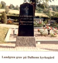 Graven, bild från 1980-talet