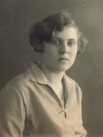 Margit Landberg (1912 - 2013)