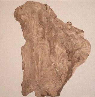 "Contrasts CCCI (301), 12""x12"", acrylic on canvas"