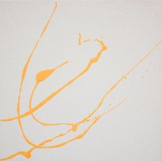 "Contrasts CCII (202), 8""x8"", acrylic on canvas"