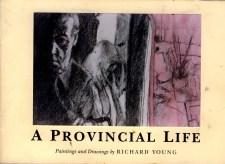 A Provincial Life retrospective catalogue cover