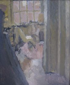 Interior with Nude and Window