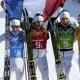 relais ski de fond Sotchi 2014