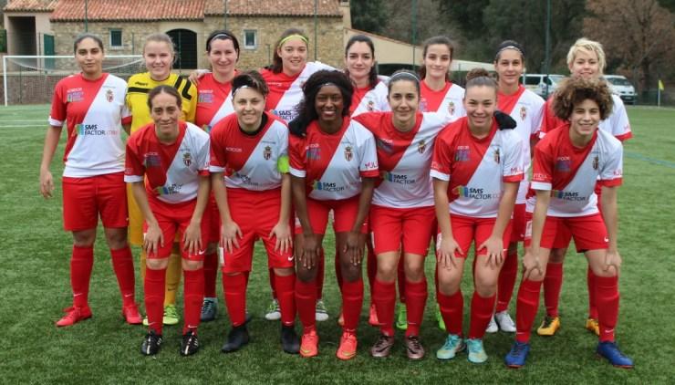 AS Monaco Football Feminin
