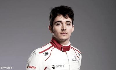 Charles Leclerc - Formule 1