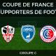 Groupe C - Coupe de France des supporters de football