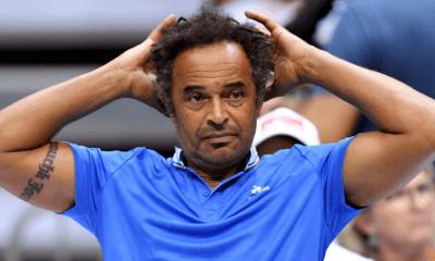 Yannick Noah a du souci à se faire avant la finale de la Coupe Davis.