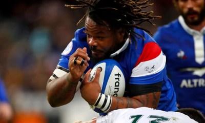 Les notes des Bleus face aux Springboks - AFP