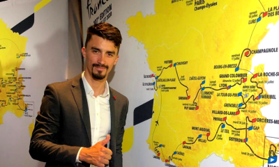 Alaphilippe, Pinot, Froome, Bernal, les réactions après l'annonce du parcours du Tour de France 2020