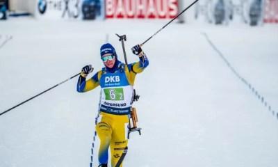 Ostersund - La Suède remporte le relais mixte simple à domicile