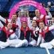 Équipe française 2019 - Une Fed Cup synonyme de récompense pour les Bleues (6èmes)