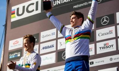 Champion français 2019 - Loïc Bruni (6ème), une descente au paradis
