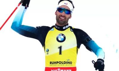 Biathlon - Ruhpolding 2020 - Martin Fourcade s'impose en patron sur la poursuite