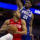 Pronostics NBA - Nos conseils pour Houston Rockets - Philadelphie Sixers