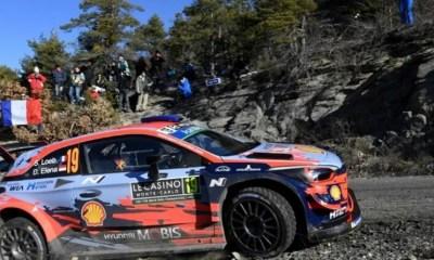 WRC : le programme du Rallye de Monte-Carlo 2020
