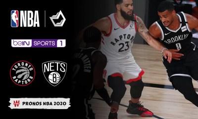 Basket - Playoffs NBA : notre pronostic pour Raptors - Nets (Game 2)