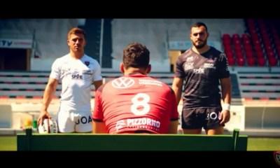 Rugby - RC Toulon - Les nouveaux maillots pour la saison 2020_2021 dévoilés
