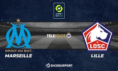 Football - Ligue 1 - Notre pronostic pour Marseille - Lille