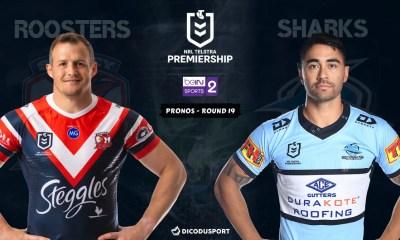 NRL : notre pronostic pour Sydney Roosters - Cronulla Sharks