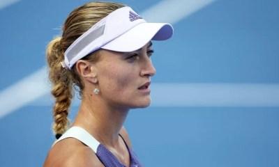 """Kristina Mladenovic : """"C'est même pas acceptable ce qu'on vit"""""""