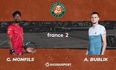 Tennis - Roland-Garros notre pronostic pour Gaël Monfils - Alexander Bublik