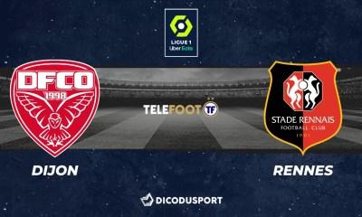 Football - Ligue 1 : notre pronostic pour Dijon - Rennes