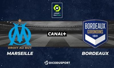 Football - Ligue 1 - notre pronostic pour Marseille - Bordeaux