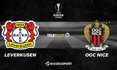 Football - Ligue Europa - notre pronostic pour Bayer Leverkusen - Nice