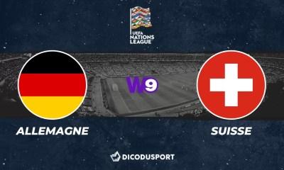 Football - Ligue des Nations : notre pronostic pour Allemagne - Suisse