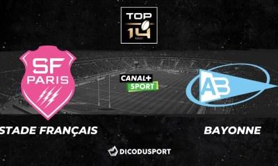 Top 14 : Notre pronostic pour Stade Français - Bayonne