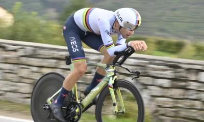Étoile de Bessèges : Filippo Ganna enlève le chrono de la 5ème étape, Wellens le général