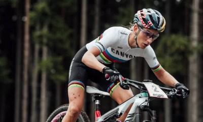 VTT Cross-country : Pauline Ferrand-Prévot sacrée championne d'Europe