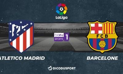Football - Liga - notre pronostic pour Atletico Madrid - FC Barcelone