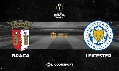 Football - Ligue Europa - notre pronostic pour Braga - Leicester