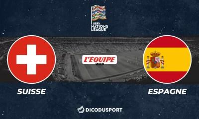 Football - Ligue des Nations - notre pronostic pour Suisse - Espagne