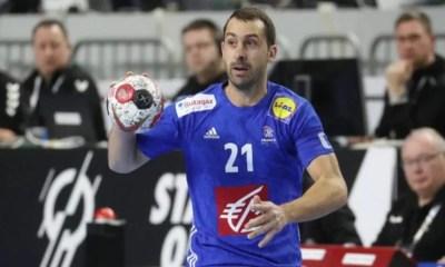 Guillaume Gille nomme un nouveau capitaine pour l'équipe de France de Handball