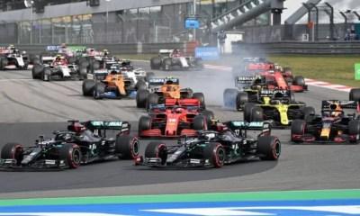 Le calendrier de la saison de F1 2021 dévoilé