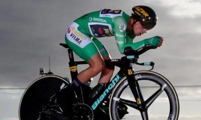 Tour d'Espagne 2020 : Primoz Roglic fait coup double sur le chrono de la 13ème étape