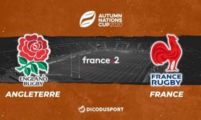 Autumn Nations Cup - Notre pronostic pour Angleterre - France