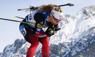 Hochfilzen : Victoire de Tiril Eckhoff sur le sprint, triplé des Norvégiennes