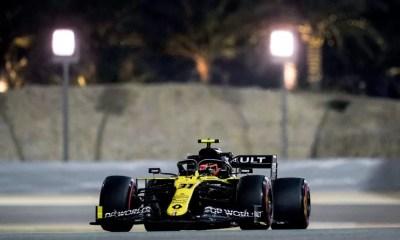 Grand Prix de Sakhir : Esteban Ocon deuxième d'une course folle derrière Sergio Perez