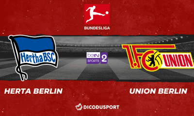 Football - Bundesliga - notre pronostic pour Hertha Berlin - Union Berlin