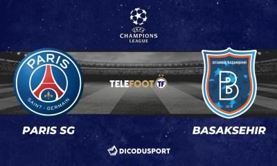 Football - Ligue des Champions notre pronostic pour Paris SG - Istanbul Basaksehir