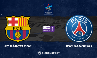 Handball - Ligue des Champions - Notre pronostic pour FC Barcelone - Paris SG