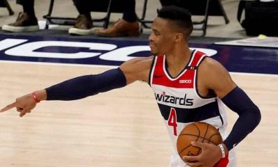 NBA - Triple-double pour la première de Westbrook avec les Wizards