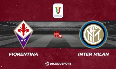Football - Coupe d'Italie notre pronostic pour Fiorentina - Inter Milan