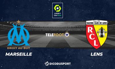 Football - Ligue 1 notre pronostic pour Marseille - Lens
