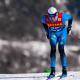Maurice Manificat, 3ème en haut de l'Alpe Cermis, termine 2ème du Tour de Ski