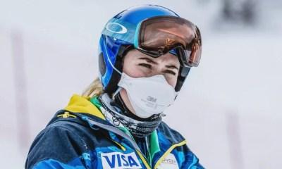 Mikaela Shiffrin - C'est motivant pour moi de revenir dans cette bataille