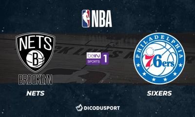 NBA notre pronostic pour Brooklyn Nets - Philadelphia 76ers